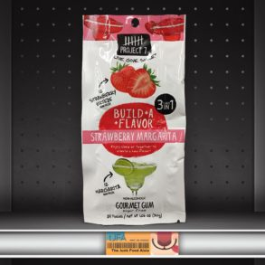 Project 7 Build A Flavor Strawberry Margarita Gum