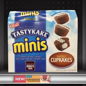 Tastykake Minis Swirly Cupkakes