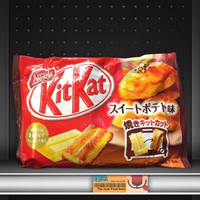 Baked Sweet Potato Kit Kat