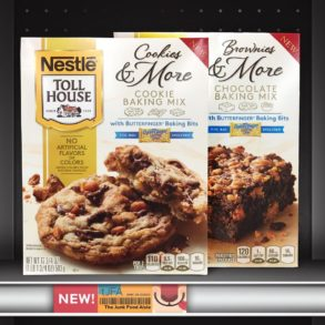 Nestle Toll House Cookie & Brownie Mix with Butterfingers Baking Bits