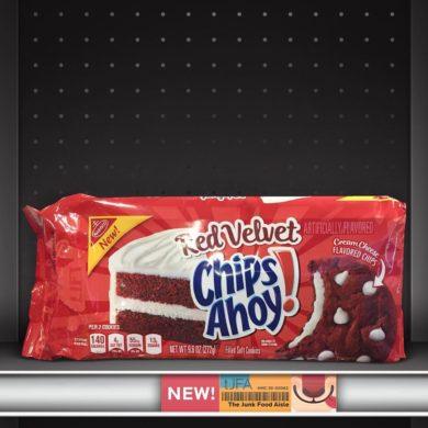 Red Velvet Chips Ahoy!