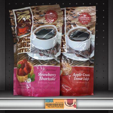 Aspen Ridge Strawberry Shortcake and Apple Crumb Donut Delight Coffee