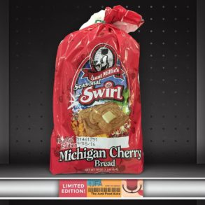 Aunt Millie's Seasonal Swirl Michigan Cherry Bread