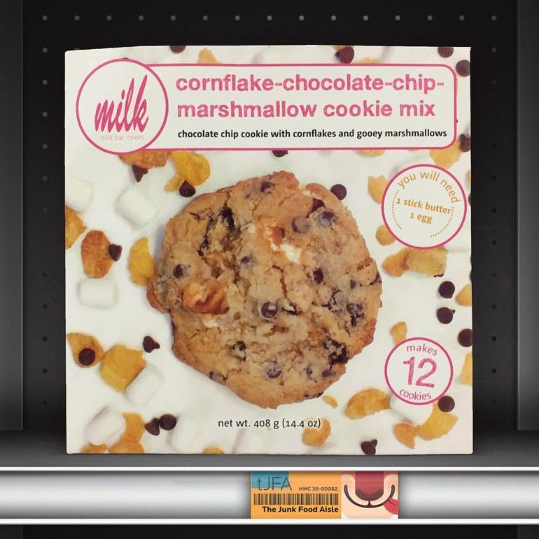 Cornflake Chocolate Chip Marshmallow Cookie Milk Bar Mix