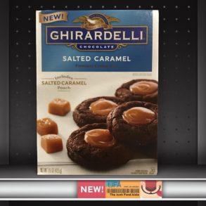 Ghirardelli Salted Caramel Cookie Mix