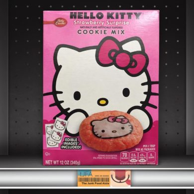 Hello Kitty Strawberry Surprise Cookie Mix