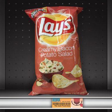 Lay's Creamy Bacon Potato Salad Chips