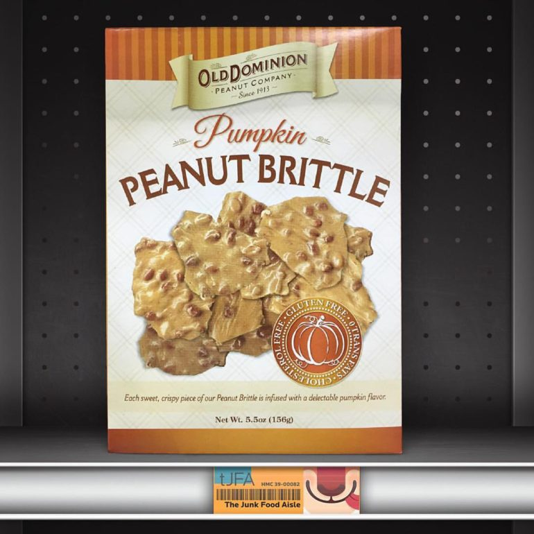 Old Dominion Pumpkin Peanut Brittle