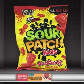 Sour Patch Kids Redberry