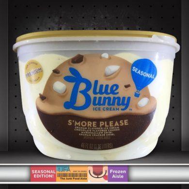 Blue Bunny S'more Please Ice Cream