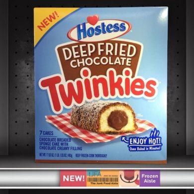 Hostess Deep Fried Chocolate Twinkies