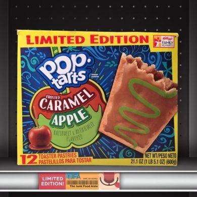 Frosted Caramel Apple Pop-Tarts