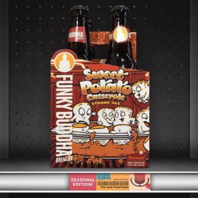 Funky Buddha Brewery's Sweet Potato Casserole Strong Ale