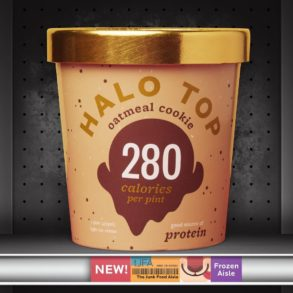 Halo Top Oatmeal Cookie Ice Cream