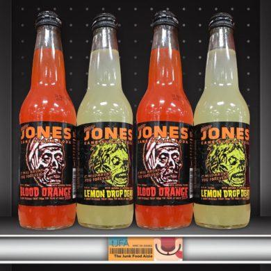 Lemon Drop Dead & Blood Orange Jones Soda