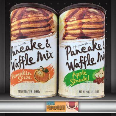 My Favorite Pumpkin Spice & Apple Strudel Pumpkin & Waffle Mix