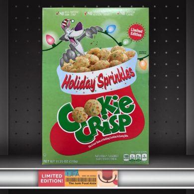 Holiday Sprinkles Cookie Crisp