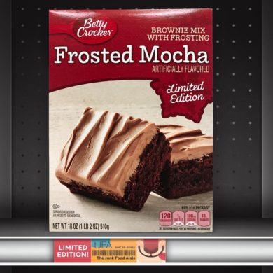Betty Crocker Frosted Mocha Brownie Mix