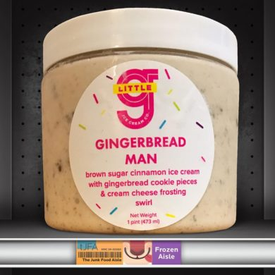 Little G Gingerbread Man Ice Cream