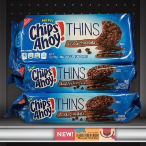 Chips Ahoy! Thins Double Chocolate