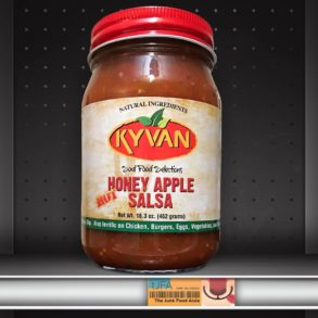 Kyvan Hot Honey Apple Salsa