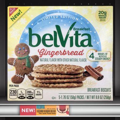 Belvita Gingerbread Breakfast Biscuits