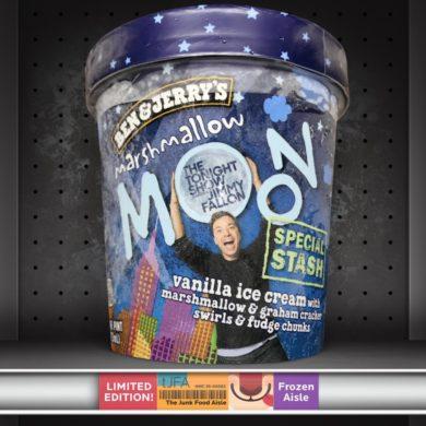 Ben & Jerry's Special Stash Marshmallow Moon