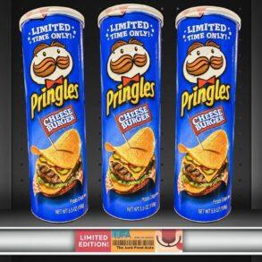 Cheeseburger Pringles