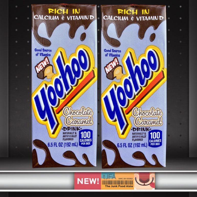Chocolate Caramel Yoo-Hoo