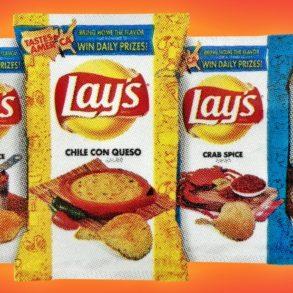 Coming Soon: Lay's Tastes of America 2018