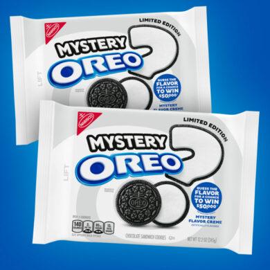 Coming Soon: Mystery Oreo 2019