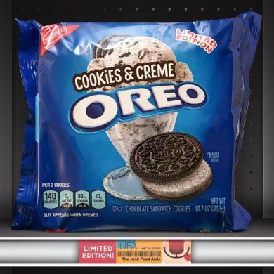 Cookies & Creme Oreo