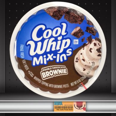 Cool Whip Mix-Ins Double Chocolate Brownie