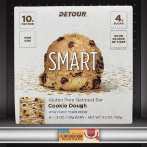 Detour Smart Cookie Dough Oatmeal Bar