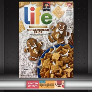 Gingerbread Spice Life Cereal