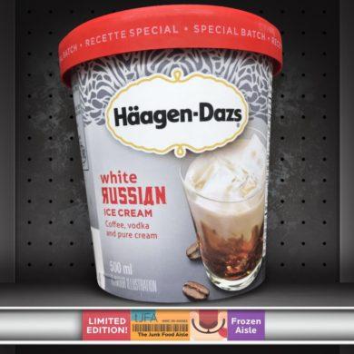 Häagen-Dazs White Russian Ice Cream