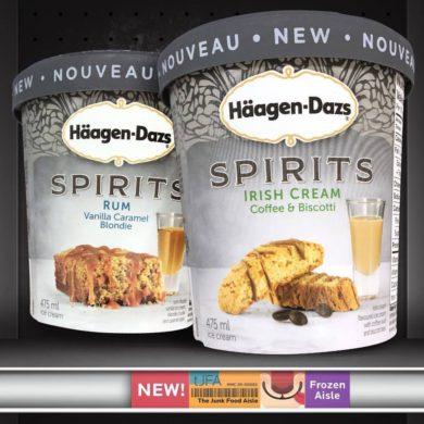 Häggen-Dazs Spirits Ice Cream