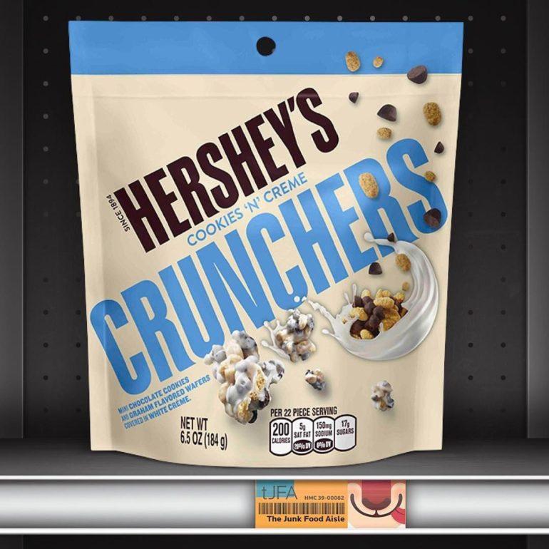 Hershey's Cookies 'N' Creme Crunchers