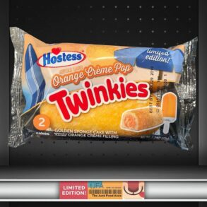 Hostess Orange Crème Pop Twinkies