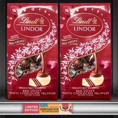 Lindt Lindor Red Velvet Truffles