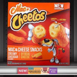 Mac n' Cheetos Mac & Cheese Snacks