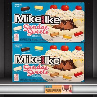 Mike & Ike Sundae Sweets