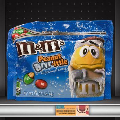 M&M's Peanut Brrr-ittle