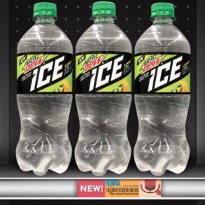 Mountain Dew Ice Lemon Lime