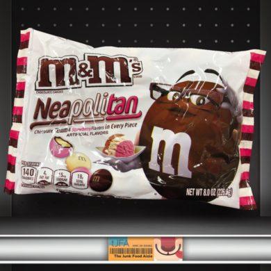 Neapolitan M&M's