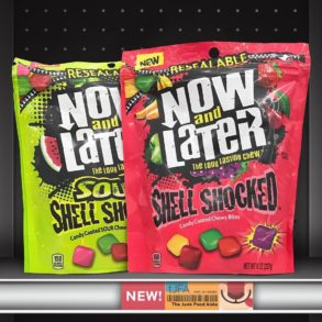New Now & Later Shell Shocked
