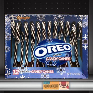 Oreo Candy Canes