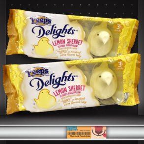 Peeps Delights Lemon Sherbet