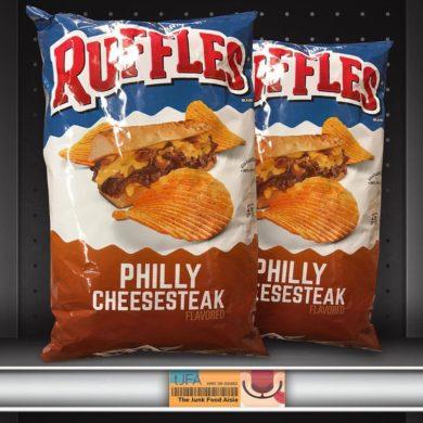 Philly Cheesesteak Ruffles