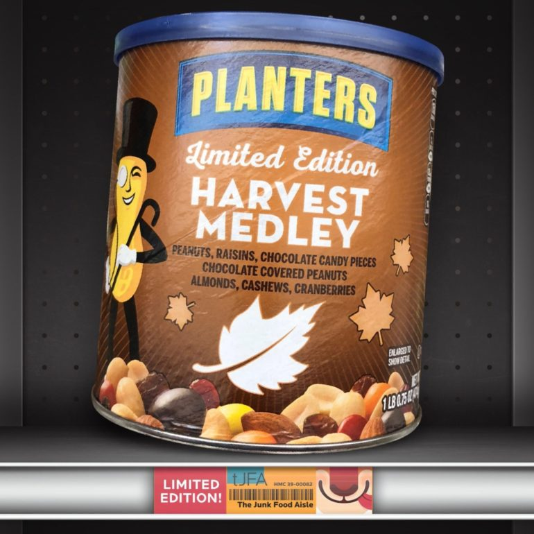 Planters Harvest Medley